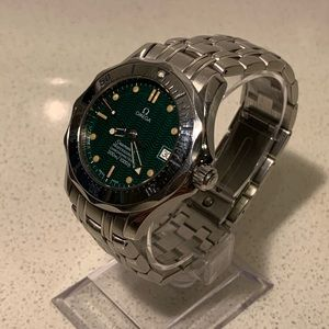OMEGA seamaster Pre-owned with original box